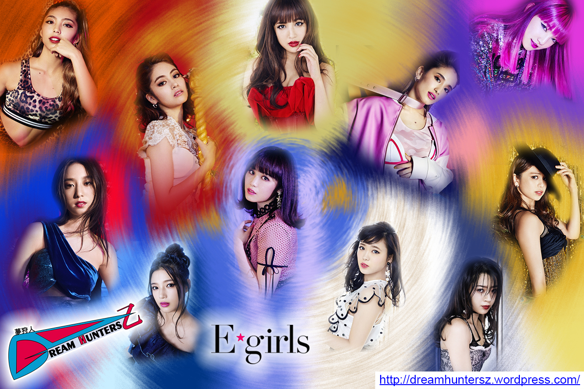 E★girls (Dream | Happiness | Flower) → E.G. family